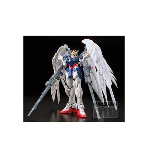Rg Gundam Wing Ew Bandai wing gundam zero ew rg bandai hangar 019