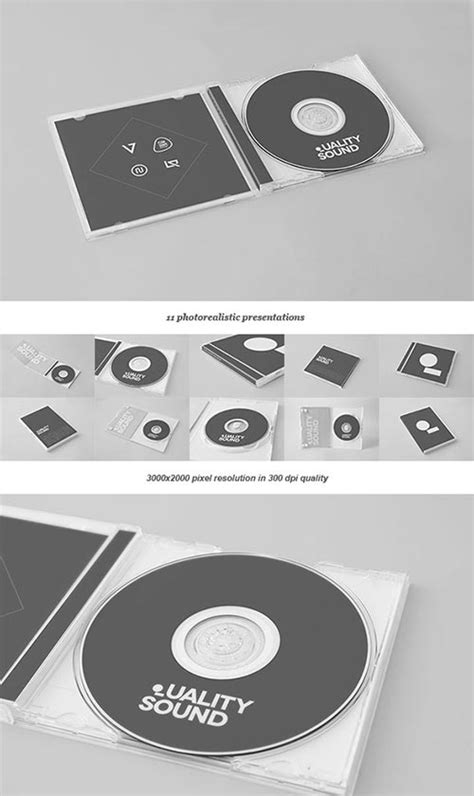 cd cover template psd free 20 psd cd dvd cover mockup templates