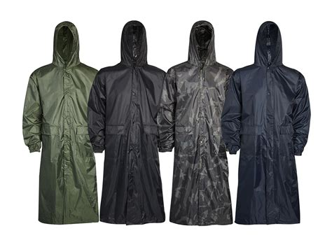 Jaket Soft Shell Parka Trench Coat Waterproof Windproof Original waterproof mens coats han coats