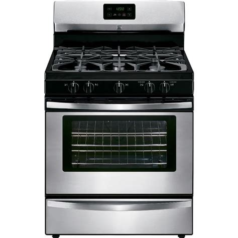 2 Burner Gas Cooktop Propane Kenmore 4 2 Cu Ft Gas Range For Every Home Chef At Sears