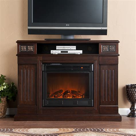 Holly & Martin? Clifton Media Electric Fireplace Espresso