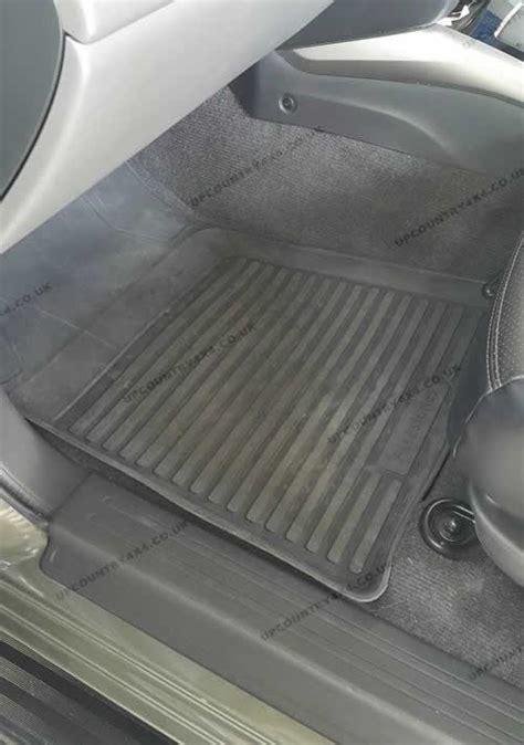 mitsubishi l200 mud mats rubber floor mats 5pc set mitsubishi l200 series 5