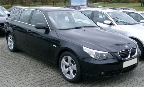 file bmw e60 front 20071104 jpg wikimedia commons