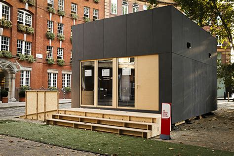 Wikihouse Unveils World S First Two Storey Open Source