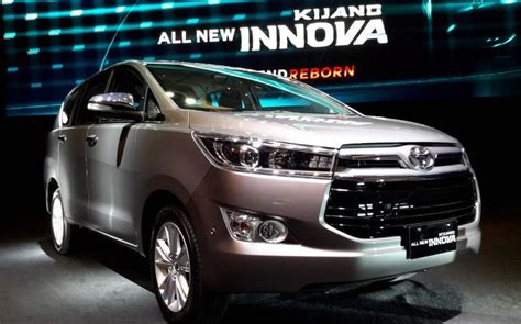 Garnis Blkg All New Inova 2016 spk toyota all new kijang innova tembus 30 ribu unit okezone news