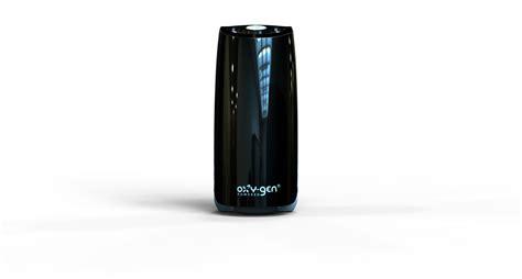 Dispenser New Viva oxygen powered viva e 60 day black dispenser