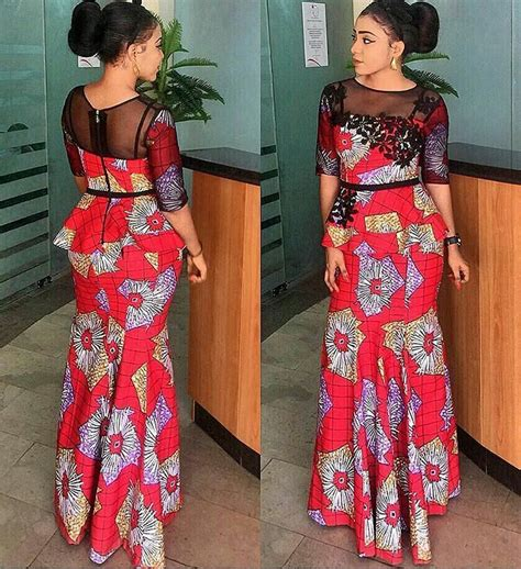 ankara latest styles ovation native ankara styles