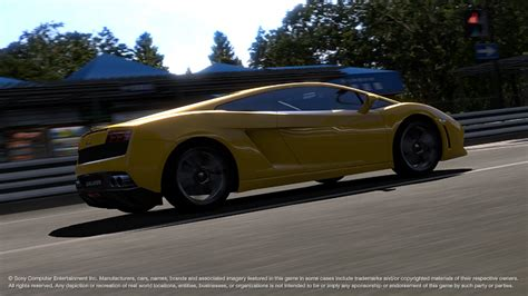 Gran Turismo 5 Lamborghini Gran Turismo 5 Lamborghini Previews Virtualr