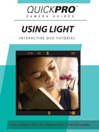 Intermediate Guide To Digital Photography using light guide by quickpro quickpro guides