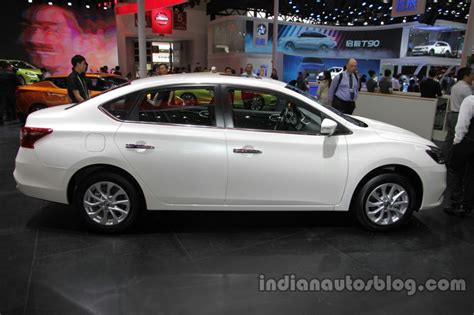 2016 Nissan Sylphy At Auto China 2016 Profile