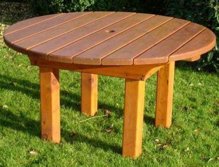 round wooden garden table bench heavy round wooden garden table tony ward furniture