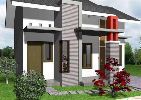desain depan rumah minimalis type 21 14 desain rumah minimalis type 21 sederhana desain rumah