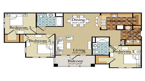 3 bedroom house floor plans affordable house plans 3 bedroom modern 3 bedroom house