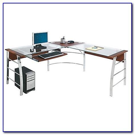 realspace magellan l desk realspace magellan collection l shaped desk assembly