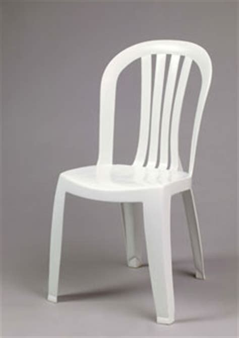 White Plastic Bistro Chairs Chair Rental Crown Rental Port Huron Tent Rentals