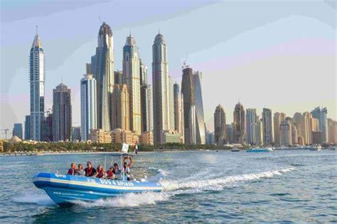 rib boat tour dubai boat cruise dubai sightseeing tours you ll love insydo