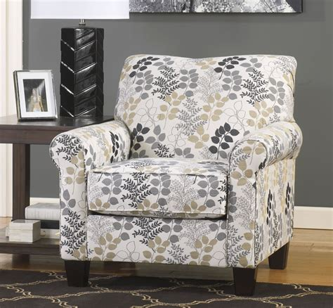patterned recliner chair cheap accent arm chair in chicago