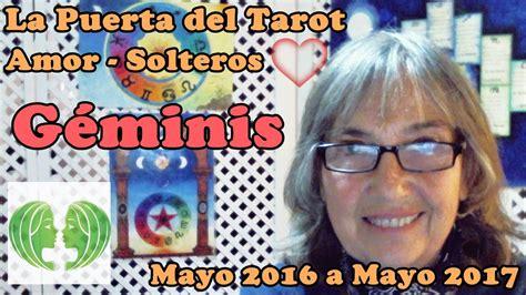 Tarot Geminis Amor Mayo 2016 | predicciones para solteros amor g 233 minis desde mayo