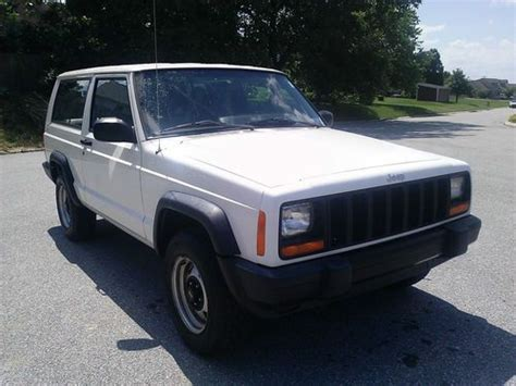 99 Jeep Sport Purchase Used 99 Jeep Sport 4x4 2 Door Runs