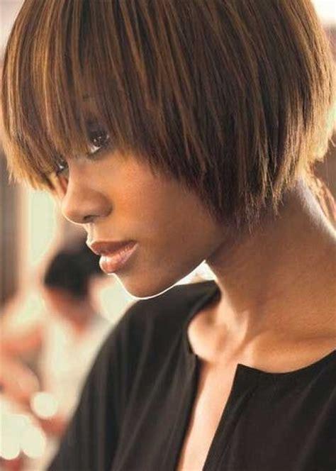 african american razor cut bob 25 beautiful african american short haircuts hairstyles