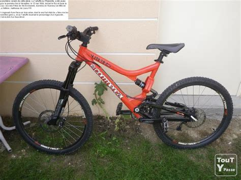 commencal supreme mini dh vtt commencal supreme mini dh toulouse 31000