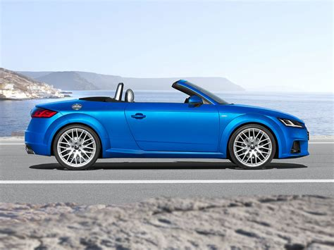 audi convertible 2016 2016 audi tt price photos reviews features