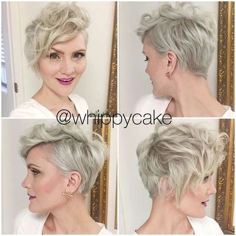 360 view of pixie haircuts with long bangs 18 textured styles for your pixie cut popular haircuts