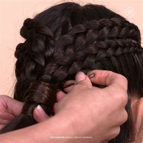 cara buat klabang braider hair 17 best ideas about goddess braids on pinterest corn