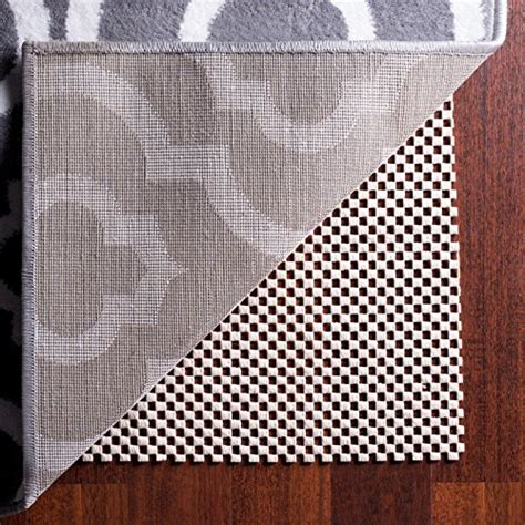 Non Slip Area Rugs Epica Grip Non Slip Area Rug Pad 5 X 8 For Any Surface Floor Keeps Your Rugs Safe