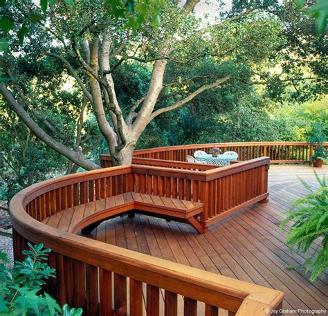 deck railing bench 4x6 beam railing with 2x4 balusters and bench deck railing mountain laurel