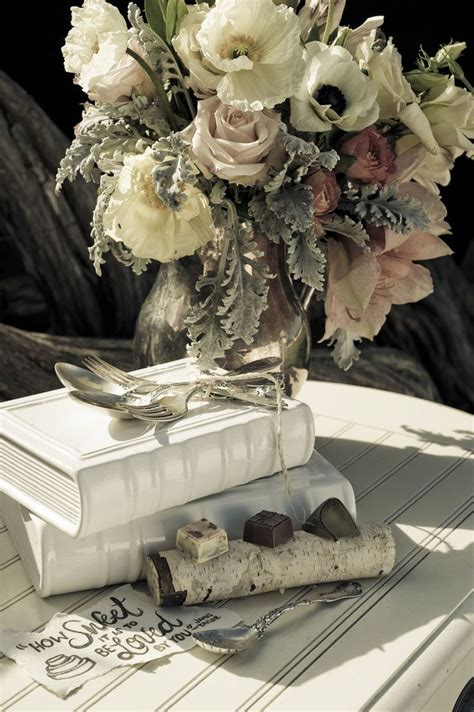64 best Book Wedding centrepieces images on Pinterest