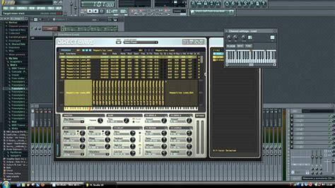 tutorial fl studio 9 fl studio 9 tutorial how to save cpu with huge plugin