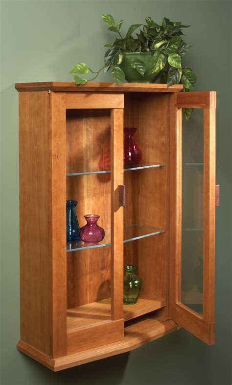 Cherry Wall Cabinet by Cherry Wall Cabinet Popular Woodworking Magazine