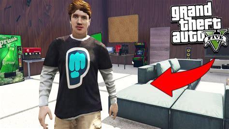 pewdiepie house gta 5 mod pewdiepie youtuber mod pewdiepie house