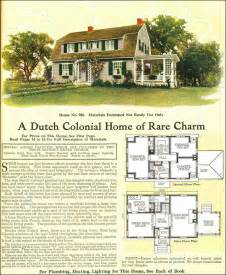 Dutch Gambrel House Plans by Dutch Colonial Gambrel House Plans Submited Images