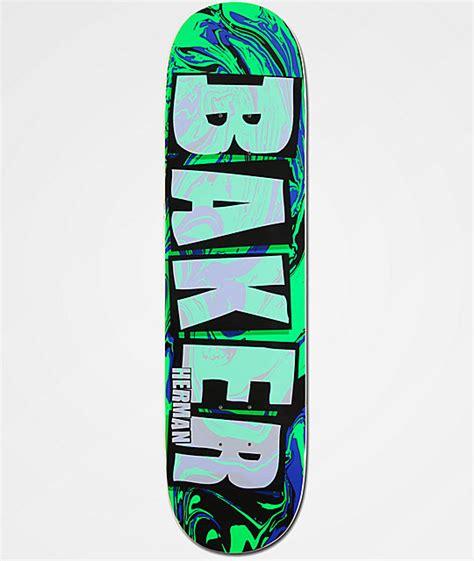 Skateboards Decks by Baker Herman Abstract 8 0 Quot Skateboard Deck Zumiez
