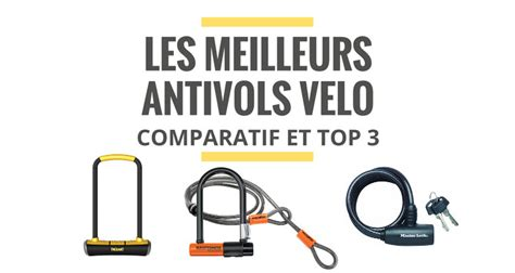 antivol velo le meilleur les meilleurs antivols pour v 233 lo comparatif 2018 le