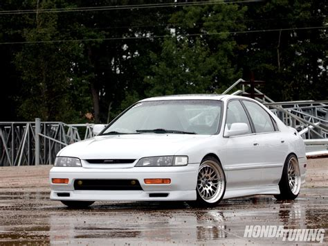 1995 Honda Accord by 1995 Honda Accord Ex Ngk Spark Plugs Honda Tuning Magazine