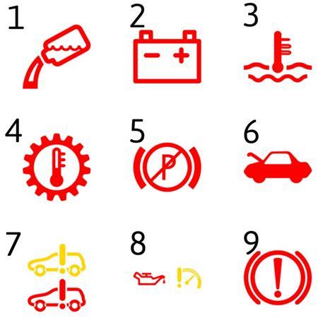 vw jetta warning lights volkswagen tiguan dashboard symbols