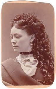 hair style of 1800 victorian women hairstyles one of the most uncomfortable