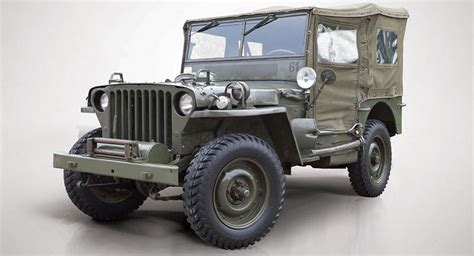 Mb Jeep Wwii Willys Jeep Mb Could Be The