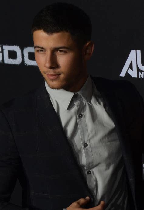 Nick Jonas Nick Jonas Wikip 233 Dia