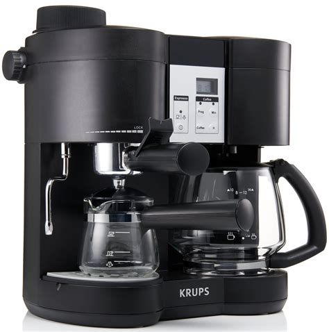 best home espresso machine coffee maker krups xp1600