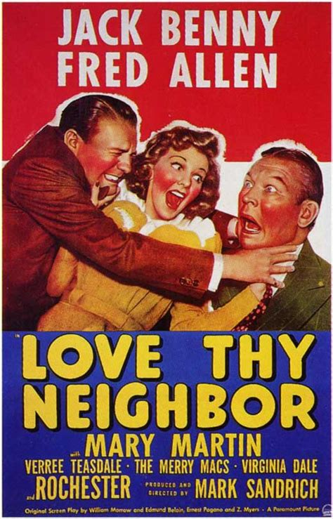 film love thy neighbour love thy neighbor movie posters from movie poster shop