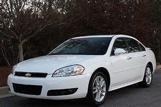 2012 chevy impala bluetooth buy used 2012 chevy impala ltz white leather bluetooth