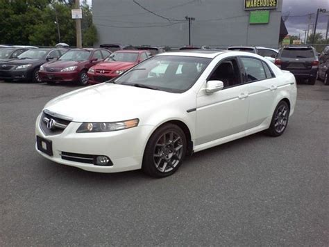 2008 acura tl type s sedan ottawa ontario used car for sale