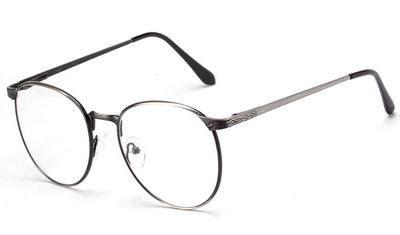 Kacamata Korea Bulat Oval Hitam Ca132 hijabers inilah cara memilih kacamata minus yang tepat