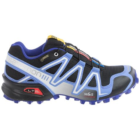 salomon speedcross 3 trail running shoes review salomon speedcross 3 tex 174 trail running shoes for