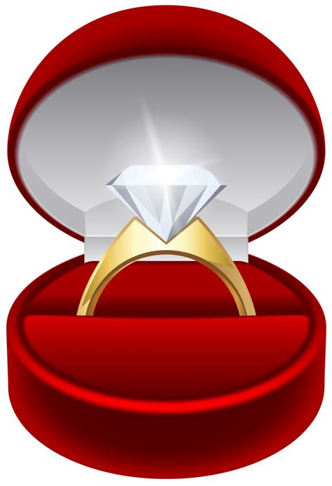 engagement ring transparent clip art image wikiclipart