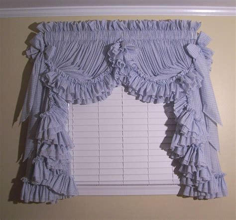 priscilla curtains for bedroom ruffled curtains for a dreamy look drapery room ideas